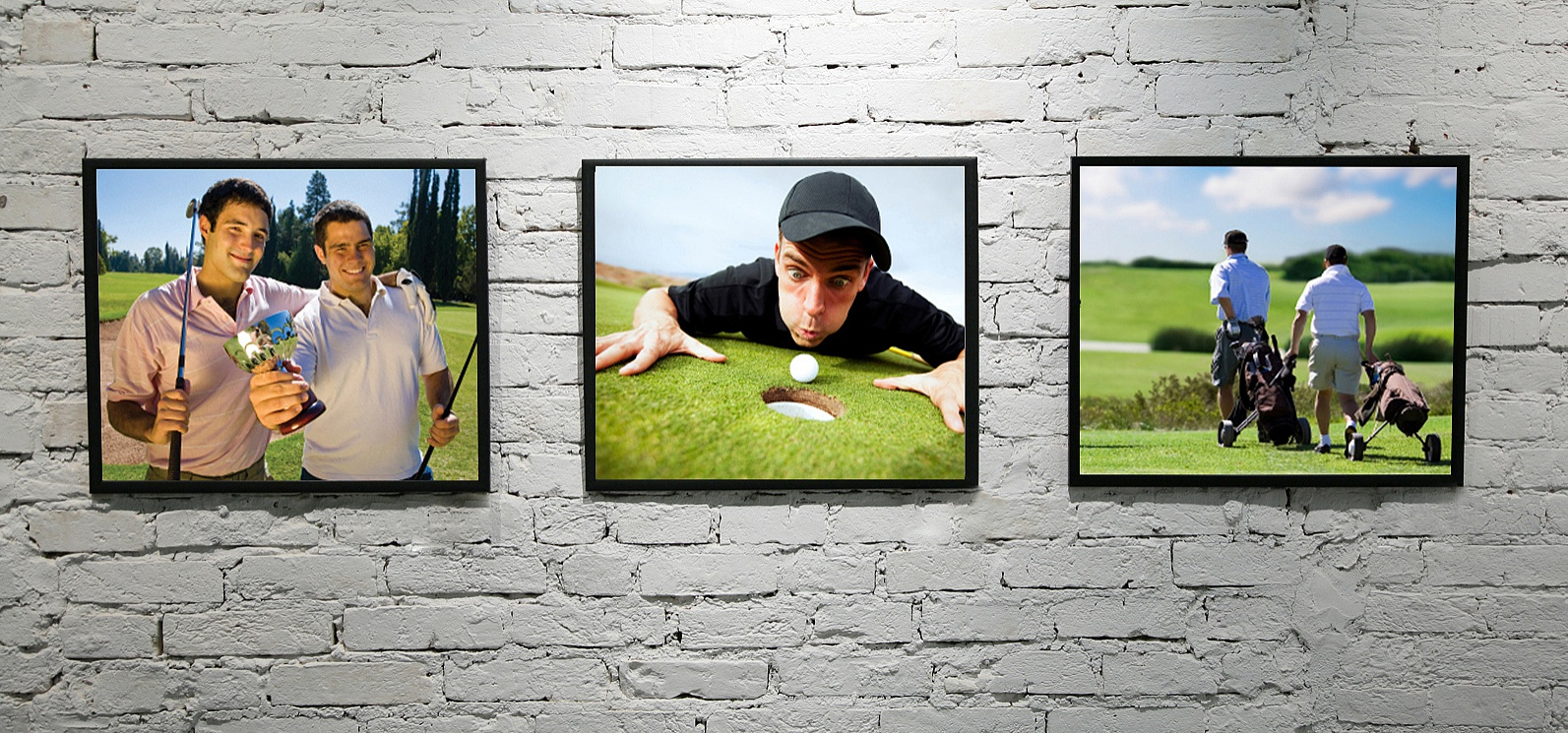 Create Galleries of Away Days and Golf Tours!