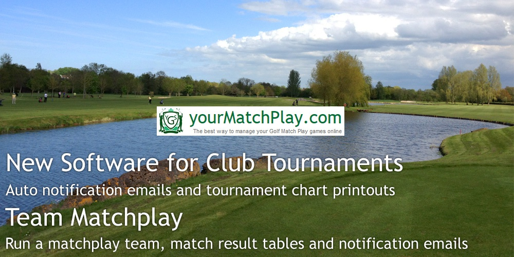 Your Match Play